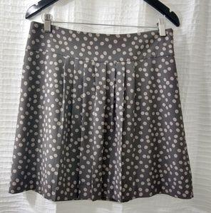 LOFT polka dot skirt, 6